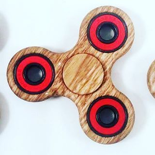 We have wood. Wood is good. Get wood. #fidget #fidgets #fidgetspinner #fidgetspinners