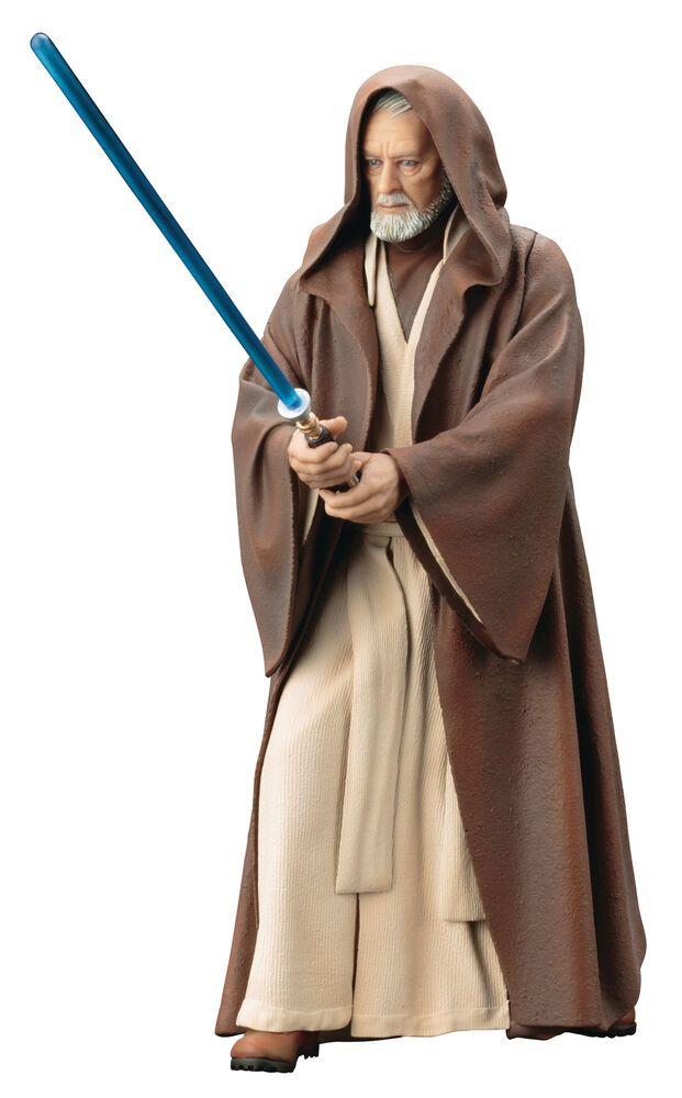 STAR WARS Galactic Heroes Old Obi Wan w//o Hood