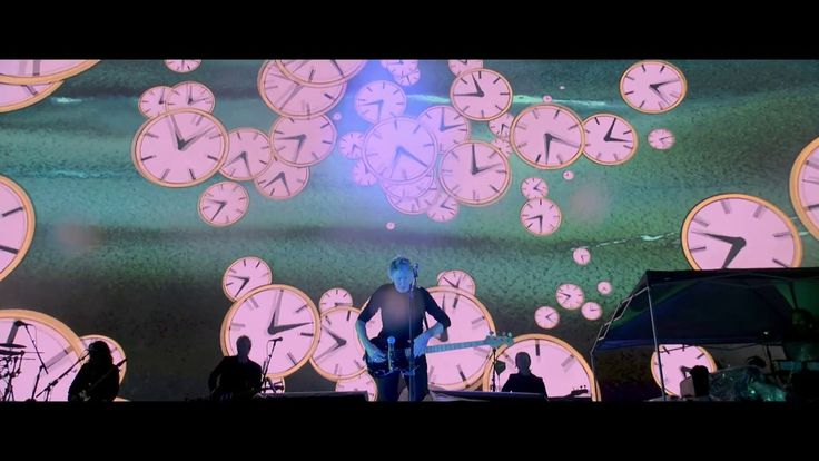 """Roger Waters - """"Time"""" - Live in Mexico City, Oct. 2016"""
