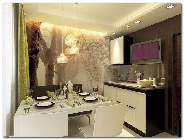 кухни 9 кв метров
