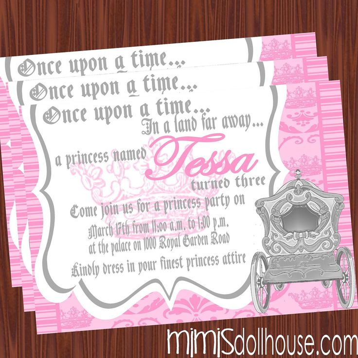 The 25 best birthday party invitation wording ideas on pinterest vintage princess invitation by mimis dollhouse the vintage princess invitation is available in jpeg and printable pdf formats stopboris Gallery