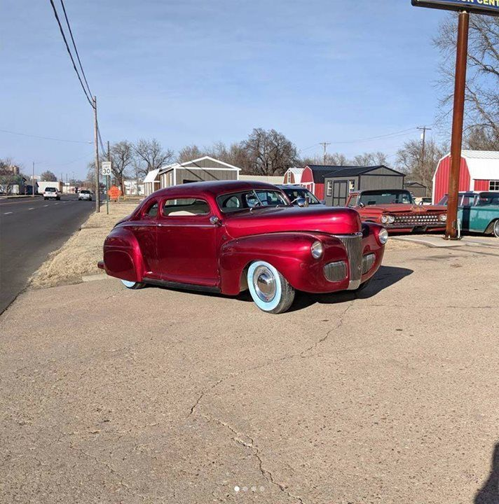 The 2018 GNRS is just around the corner and were looking forward to see all the new builds that will make its debut at the show! Jeff Myers of Arkansas City Kansas has been hard at work getting this 1941 Ford custom ready for the show. Sweet as candy! Are you building a car for the show? Feel free to post a sneak peek below!