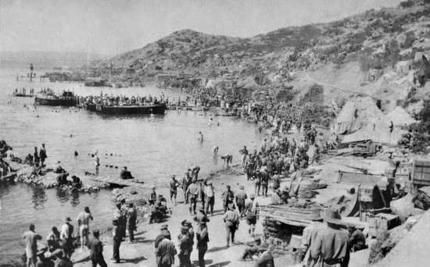 Anzac Cove Gallipoli Turkey....To honour and pay respect to all the diggers who lost their lives at Anzac Cove Gallipoli 1914