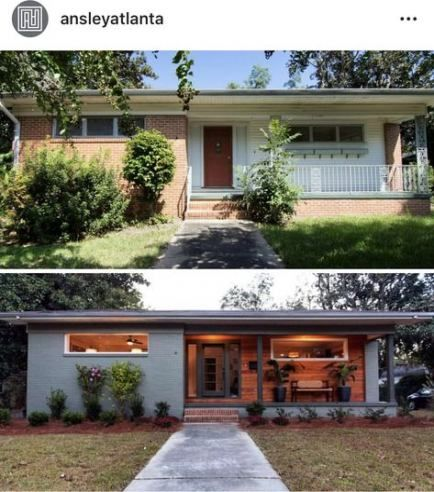 27 New Ideas for house styles exterior bungalows layout