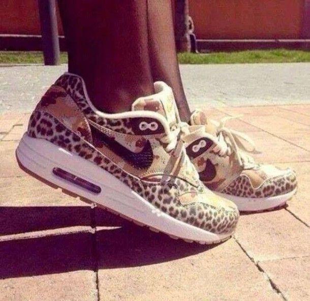 shoes air max nike airmax nike animal print animal print