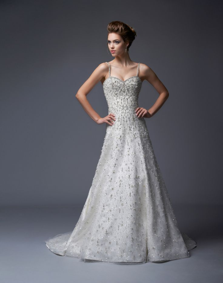 Enaura Couture Fall Line Can Be Found At Patsysbridal In Dallas Www Aline Wedding Gownswedding