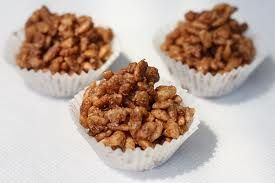 70s birthday party - chocolate crackles...my all time favourite!