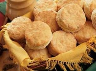 There is not a human being on this earth that can even come a pinch bit close to My Mamas Homemade Bisquits:) They are truly a little piece of Heaven:) and oh my gosh the Gravy she makes to go on them is Godly:)