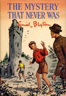 Enid Blyton books / young readers / kids