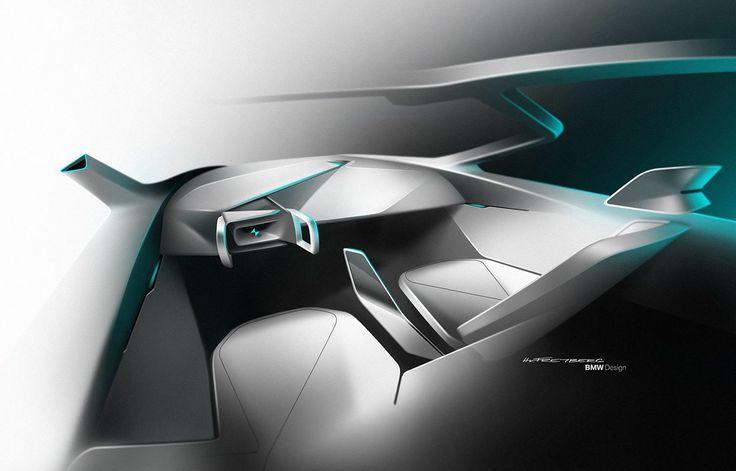 BMW Vision NEXT 100   Abduzeedo