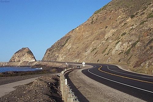 point mugu rock (outside camarillo, california)