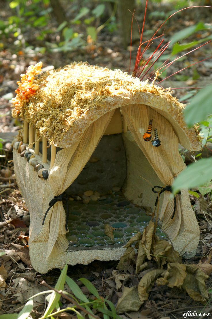 17 Best 1000 images about Fairy Houses Fairy Gardens on Pinterest