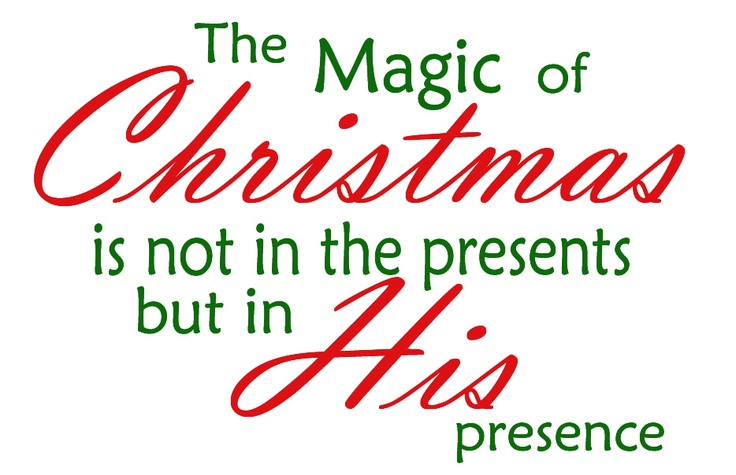 Iain Bell's Website » Blog Archive » The Real Meaning of Christmas