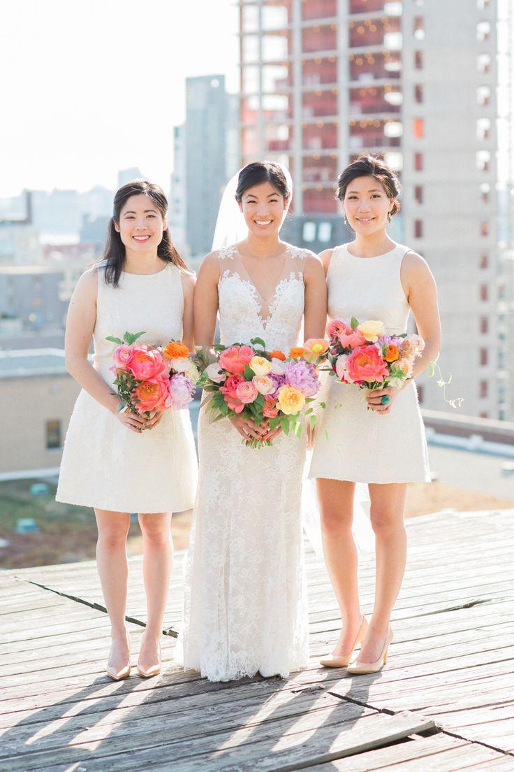 262 best images about bridesmaids on pinterest flower for The loft wedding dresses