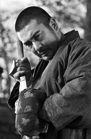 Zatoichi (Shintaro Katsu)