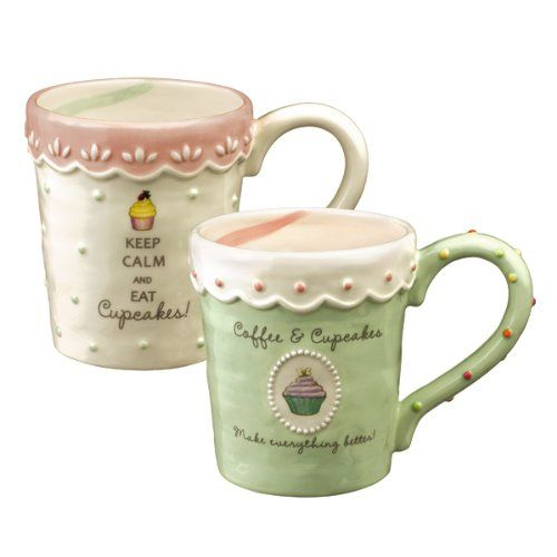 Grasslands Road Just Desserts Cupcake 16-Ounce Message Mugs Two Styles, Set of 6 Grasslands Road http://www.amazon.com/dp/B004RSL3Y8/ref=cm_sw_r_pi_dp_fpLUub0F3H086