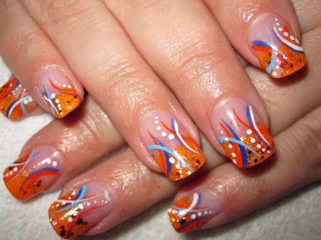 carnavals nagels