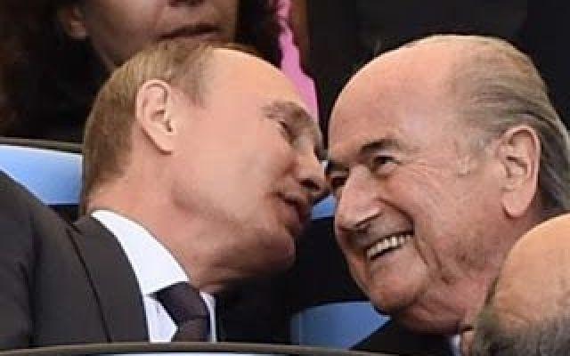 Blatter: per Putin meriterebbe il Nobel! Strepitosa affermazione del presidente russo Vladimir Putin che durante una conferenza stampa dichiara, tra lo stupore generale, chi meriterebbe il prestigioso premio per la pace. Sicuramente non man