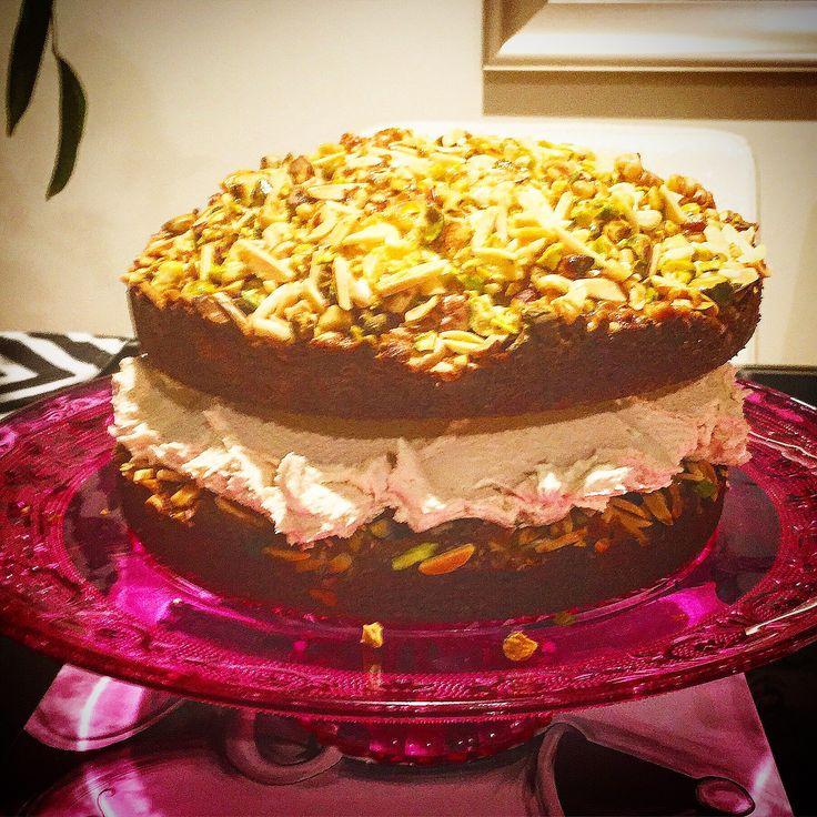 Baklava Torte - August 2015