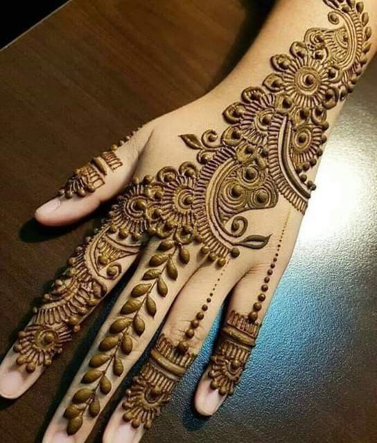 6784f227b Pin by Anaya Khan on Beautiful Mehndi Design | Arabic mehndi designs,  Modern mehndi designs, Henna designs