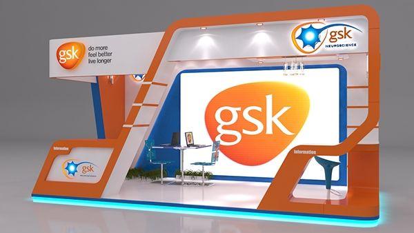 GSK on Behance