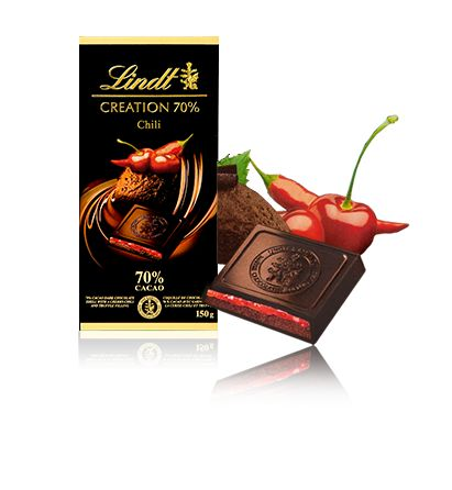 Creation 70% Cherry & Chili
