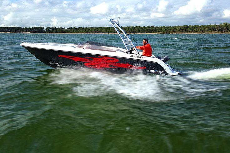 Our latest Wave Boat