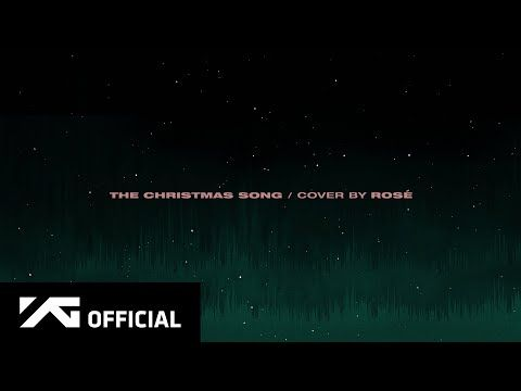 ROSÉ - 'THE CHRISTMAS SONG (Nat King Cole)' COVER - YouTube   Songs, Nat king cole, Christmas ...