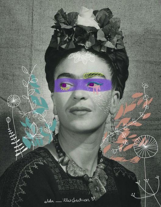 an ode to Frida
