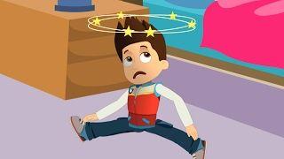 PEPPA PIG and PAW PATROL full episodes   5 little monkeys finger family   Nursery rhymes for kids - YouTube