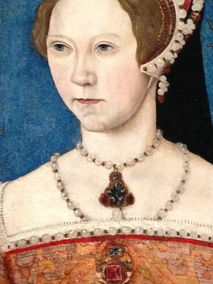 Portrait de Jeanne Seymour ?
