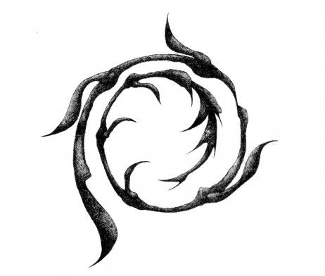 Elvish Swirl Tattoo                                                                                                                                                      More
