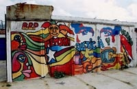 Muralism as a force for progressive social change