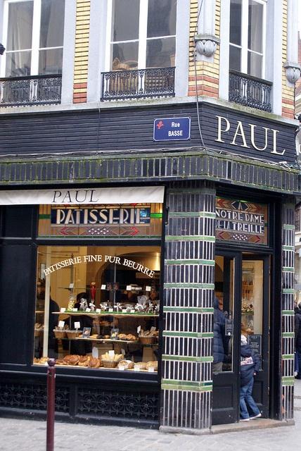 Paul Boulangerie et Pâtisserie | Lille, France