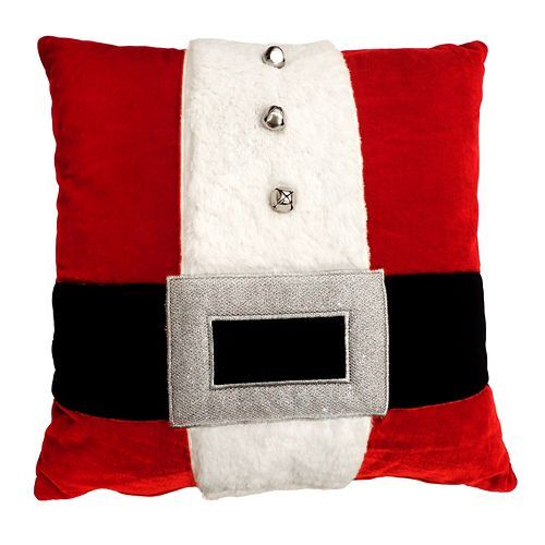 Kohls Christmas Throw Pillows : 99 best images about SANTA s BELT on Pinterest