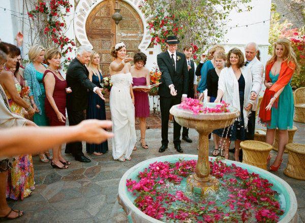 Oriental wedding 2