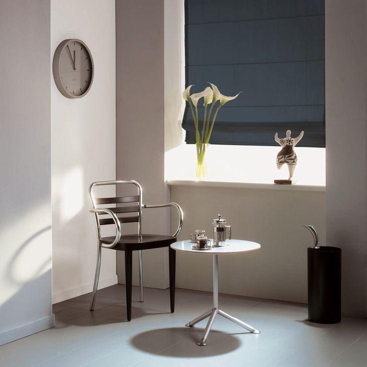 Voor elke kamer in huis maakt Louverdrape® uw vouwgordijn op maat.
