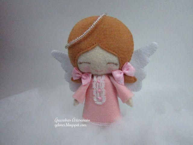 Angel Felt   wisecracks Craft