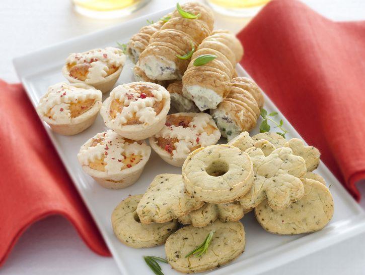 tris-di-pasticcini-salati immagine