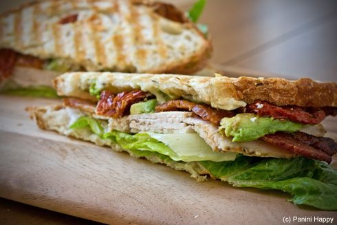 92 best On My Panini Grill images on Pinterest | Panini ...