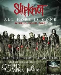 slipknot tour - Bing Images