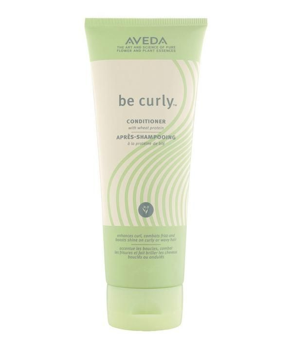 Enhance your curls and fight the frizz with Aveda Be Curly Conditioner.