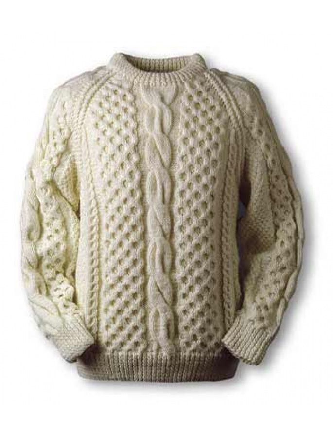 24 best Hand Knits Irish Sweaters images on Pinterest   Aran ...