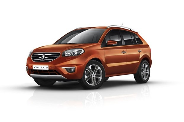 Renault rinnova il look al suo Crossover Koleos. http://www.nuvolari.tv/anteprime/renault-koleos-restyling