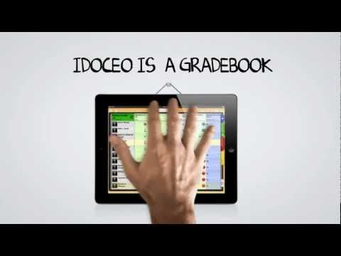 iDoceo is your new powerful and easy to use gradebook for the iPad. Its spreadsheet engine will calculate averages in real time as you put information in. No internet connection is required to use it