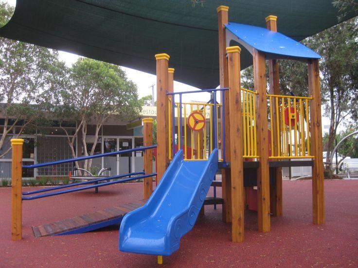 Heatley Reserve - Sager Place, East Ryde, NSW #EastRyde #Ryde #Park #Playground #Kids #CityofRyde #RydeLocal #Children #SlipperyDip