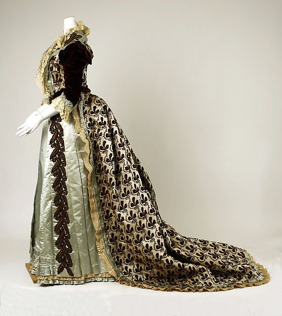 1440 best high bustle era 1868 1875 images on pinterest for French house of high fashion