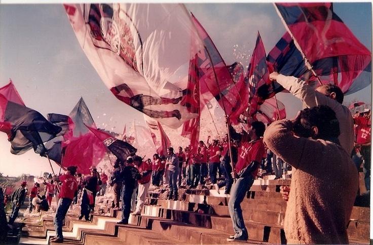 Torcida Xavante - 1983