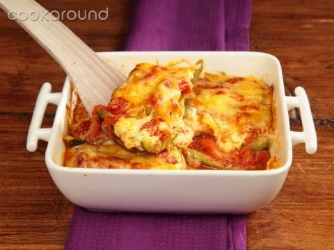 Zucchine al forno: Ricette Cucina di Stagione | Cookaround