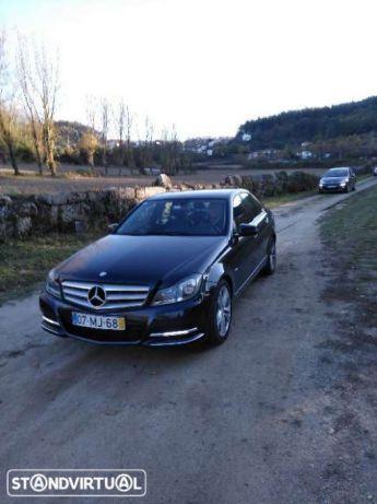 Mercedes-Benz C 220 CDI Avantgarde BlueEfficiency preços usados